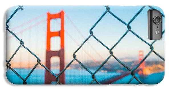 San Francisco Golden Gate Bridge IPhone 6s Plus Case by Cory Dewald