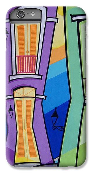 San Juan Alegre-4 IPhone 6s Plus Case