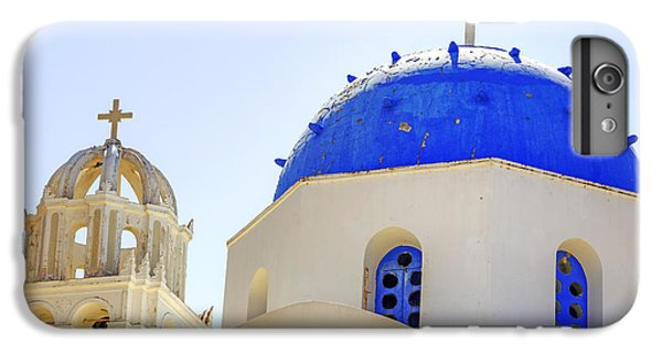 Greece iPhone 6s Plus Case - Santorini by Joana Kruse