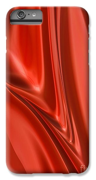 Scarlet iPhone 6s Plus Case - Scarlet Flow by John Edwards