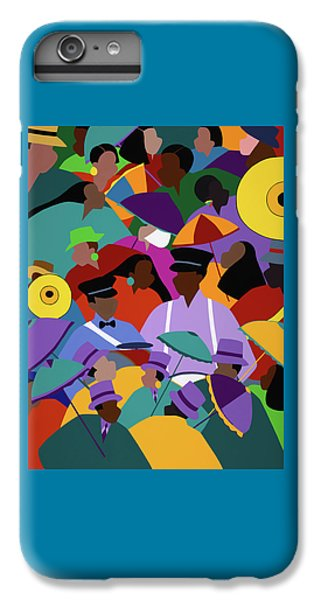 Second Line New Orleans IPhone 6s Plus Case
