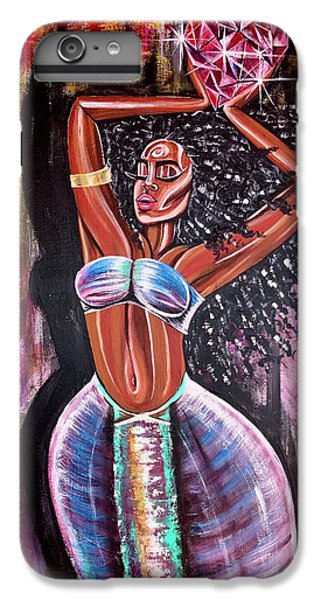 iPhone 6s Plus Case - Self Made Royalty by Artist RiA