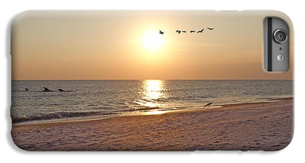 Shackleford Banks Sunset IPhone 6s Plus Case