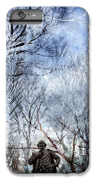 Shakespeare In The Park Collage IPhone 6s Plus Case
