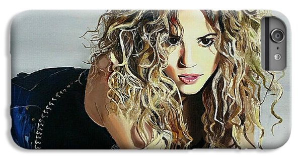 Shakira  IPhone 6s Plus Case by Gitanjali  Sood