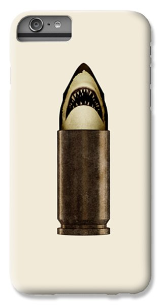 iPhone 6s Plus Case - Shell Shark by Nicholas Ely