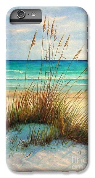 Beach iPhone 6s Plus Case - Siesta Key Beach Dunes  by Gabriela Valencia