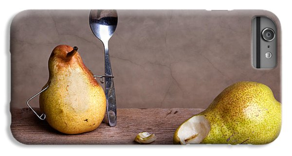 Pear iPhone 6s Plus Case - Simple Things 14 by Nailia Schwarz