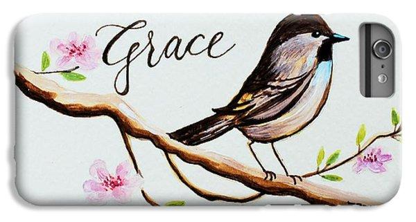 Garden iPhone 6s Plus Case - Sing Grace by Elizabeth Robinette Tyndall