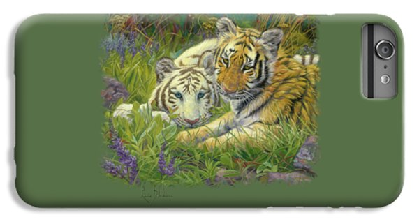 Sisters IPhone 6s Plus Case by Lucie Bilodeau