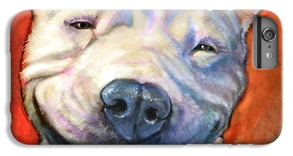 Smile IPhone 6s Plus Case by Sean ODaniels