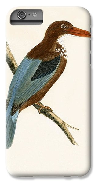 Smyrna Kingfisher IPhone 6s Plus Case