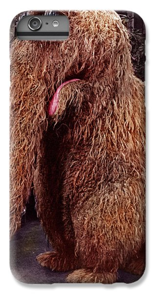 Snuffleupagus IPhone 6s Plus Case