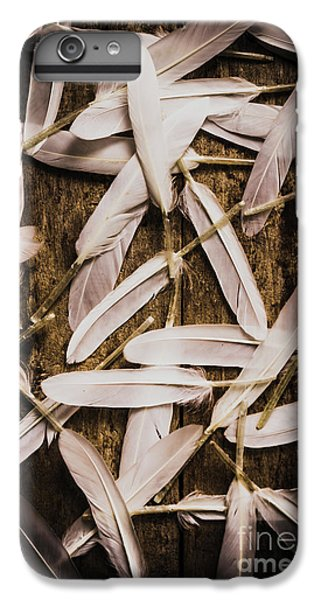 Dove iPhone 6s Plus Case - Soft Symbol Of Peace And Hope by Jorgo Photography - Wall Art Gallery