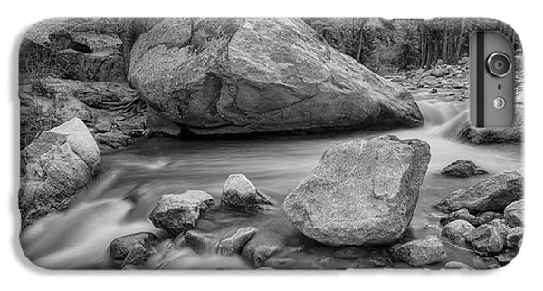 IPhone 6s Plus Case featuring the photograph Soothing Colorado Monochrome Wilderness by James BO Insogna