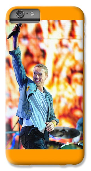 Coldplay iPhone 6s Plus Case - Coldplay4 by Rafa Rivas