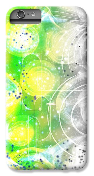 iPhone 6s Plus Case - Spirit Of Nature I by Orphelia Aristal