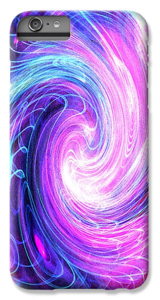 iPhone 6s Plus Case - Spirit Of Passion I by Orphelia Aristal