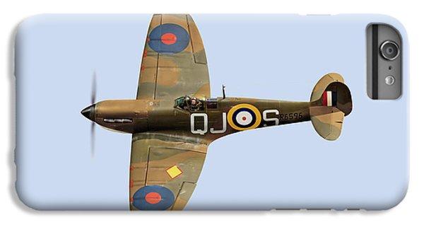 Spitfire Mk 1 R6596 Qj-s IPhone 6s Plus Case