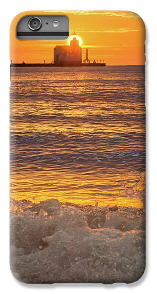 IPhone 6s Plus Case featuring the photograph Splash Of Light by Bill Pevlor