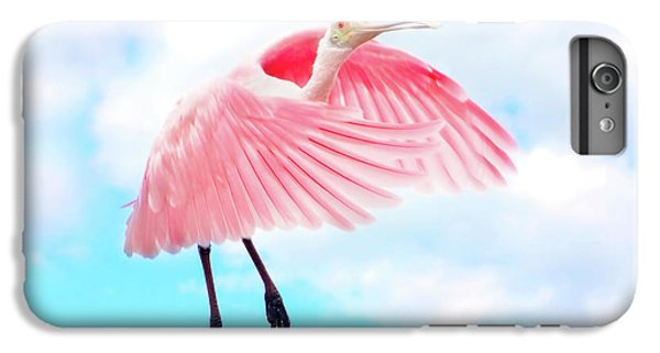 Spoonbill Launch IPhone 6s Plus Case by Mark Andrew Thomas