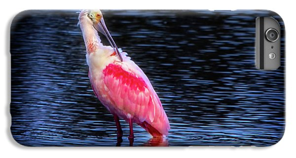 Spoonbill Sunset IPhone 6s Plus Case by Mark Andrew Thomas