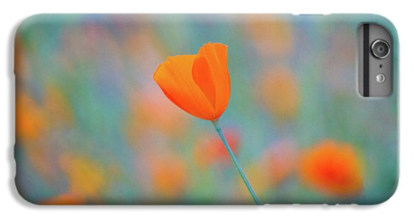 Flowers iPhone 6s Plus Case - Spring Poppy by Anthony Michael Bonafede