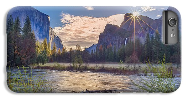 Spring Sunrise At Yosemite Valley IPhone 6s Plus Case