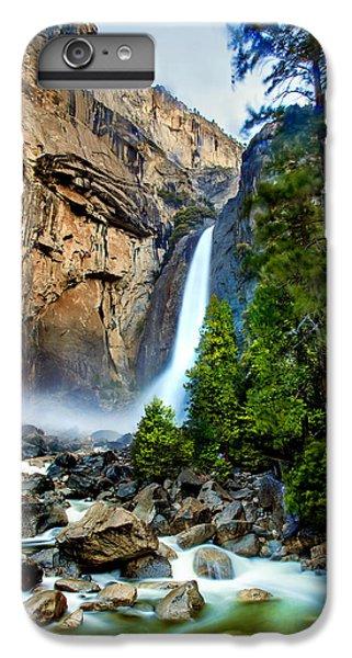 Yosemite National Park iPhone 6s Plus Case - Spring Valley by Az Jackson