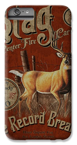 Stag Record Breaker Sign IPhone 6s Plus Case