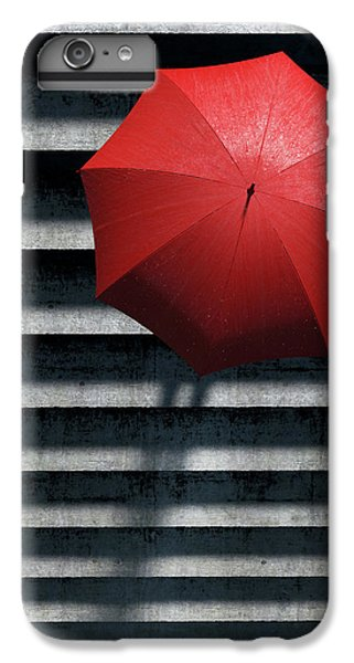 Umbrella iPhone 6s Plus Case - Stairs by Cynthia Decker