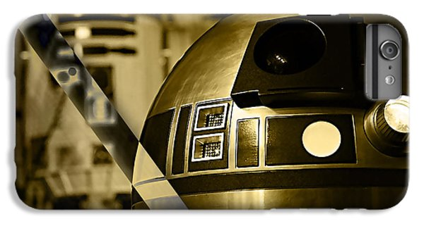 Star Wars R2d2 Collection IPhone 6s Plus Case by Marvin Blaine
