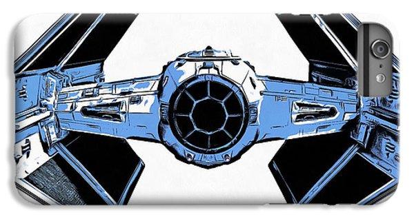 Star Wars Tie Fighter Advanced X1 IPhone 6s Plus Case by Edward Fielding