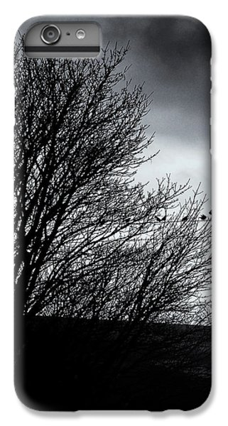 Starlings Roost IPhone 6s Plus Case by Philip Openshaw