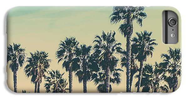 Venice Beach iPhone 6s Plus Case - Stroll Down Venice Beach by Az Jackson