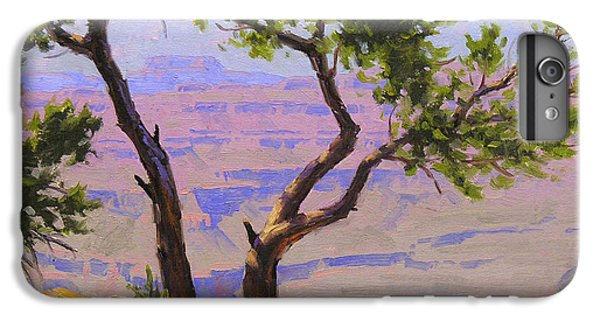 Grand Canyon iPhone 6s Plus Case - Study For Canyon Portal by Cody DeLong