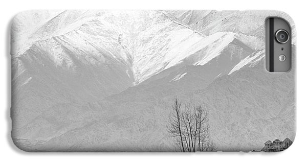 Stupa And Trees IPhone 6s Plus Case