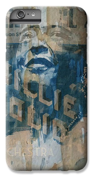 Rhythm And Blues iPhone 6s Plus Case - Summertime by Paul Lovering