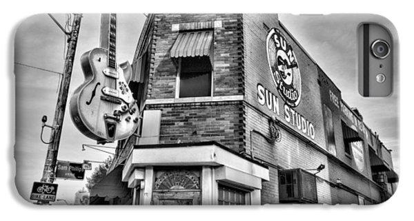 Sun Studio - Memphis #2 IPhone 6s Plus Case by Stephen Stookey