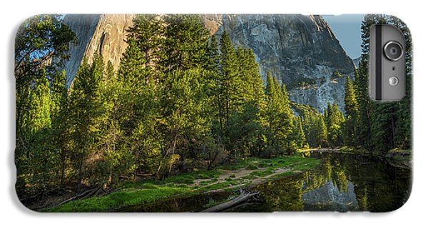 Sunrise On El Capitan IPhone 6s Plus Case by Peter Tellone