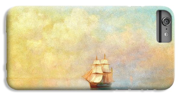 Sunrise On The Sea IPhone 6s Plus Case by Georgiana Romanovna