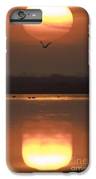 Sunrise Reflection IPhone 6s Plus Case by Hitendra SINKAR
