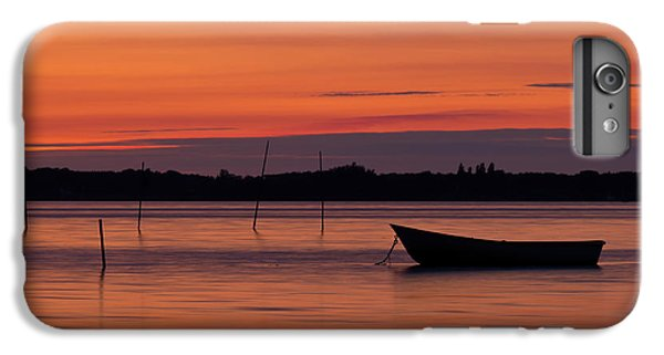 Canary iPhone 6s Plus Case - Sunset Boat by Gert Lavsen