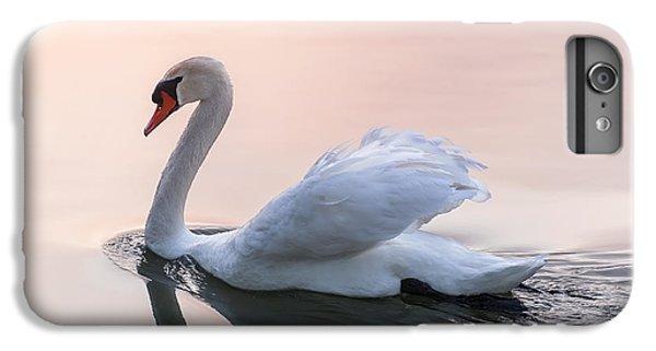 Sunset Swan IPhone 6s Plus Case by Elena Elisseeva
