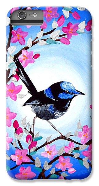 Superb Fairy Wren IPhone 6s Plus Case