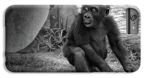 Gorilla iPhone 6s Plus Case - Surprise by Larry Marshall