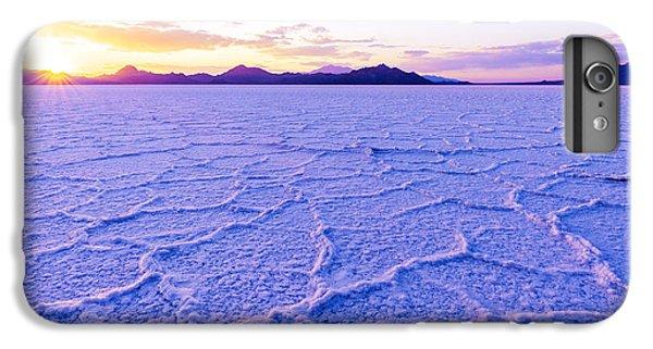 Desert iPhone 6s Plus Case - Surreal Salt by Chad Dutson