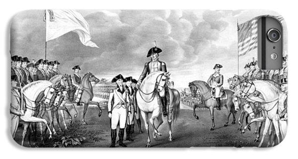 Surrender Of Lord Cornwallis At Yorktown IPhone 6s Plus Case