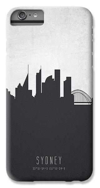 Sydney Australia Cityscape 19 IPhone 6s Plus Case