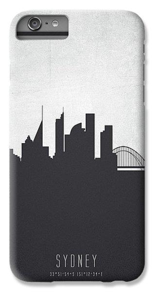 Sydney Australia Cityscape 19 IPhone 6s Plus Case by Aged Pixel